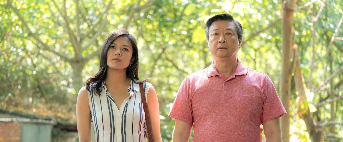 Phim Hồ Vỹ -Tigertail (2020) Full Online